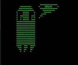 Using Batch Files to Make a Friendly On-Screen Ghost