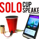 SOLO Cup Speaker