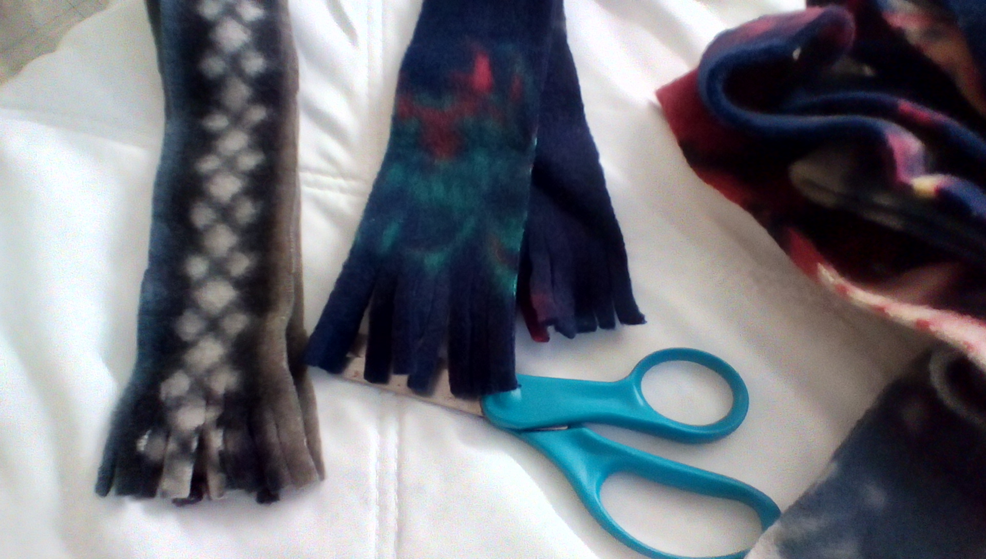 Picture of Making the Hat and Scarf