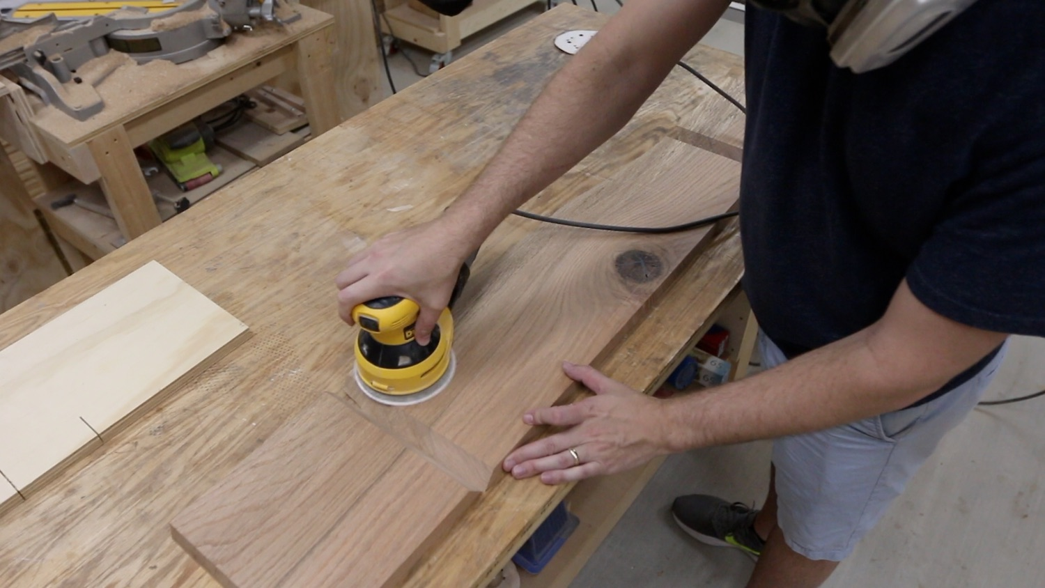 Picture of PRE-SANDING