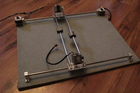 Assembling the Y Axis