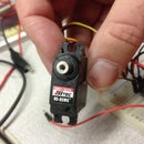 Drive Servos with a 555 timer IC