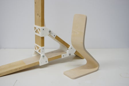 Bending Plywood With 3D Printer