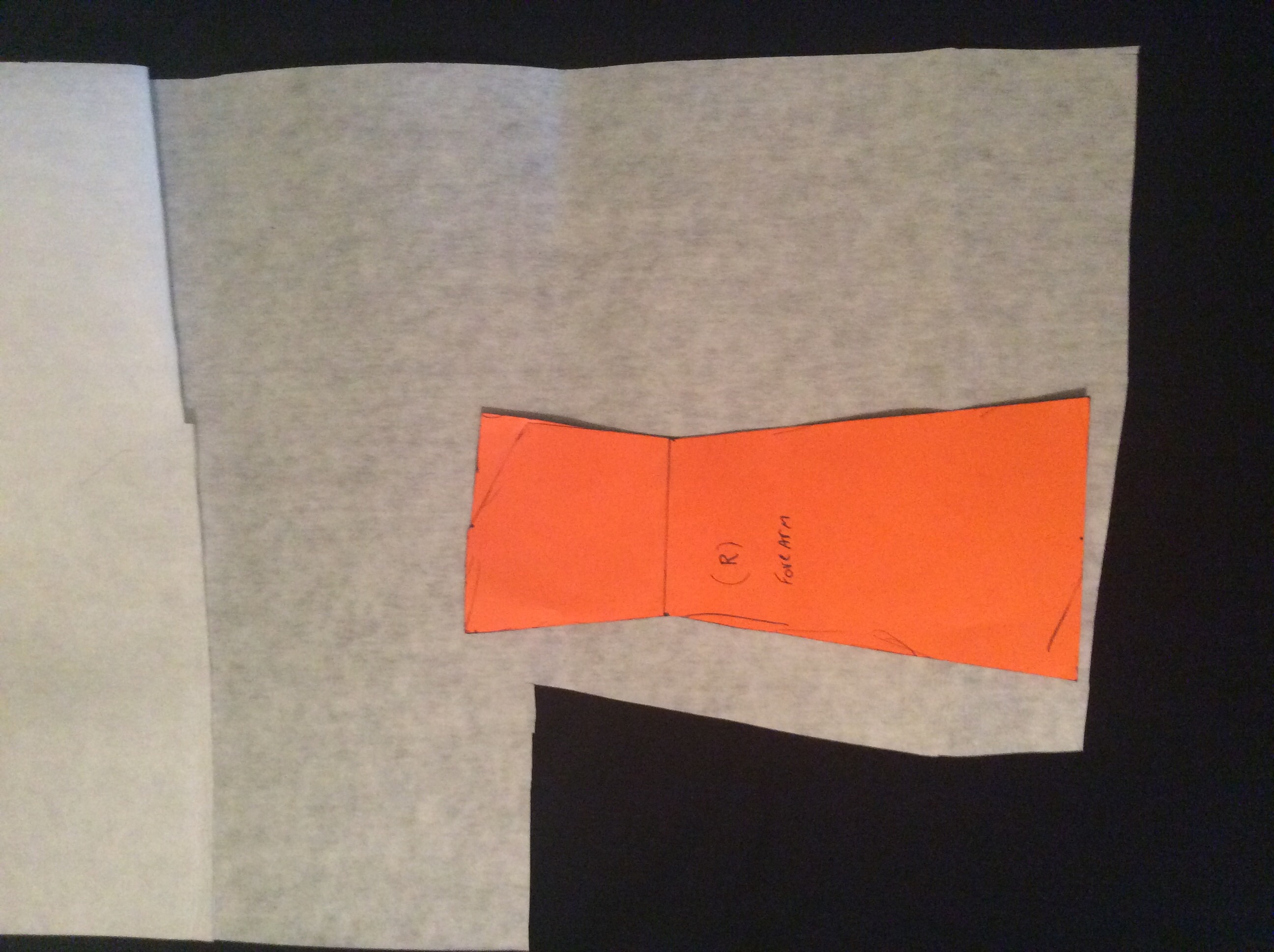 Picture of Cut Your Fabric, Interfacing and Filling