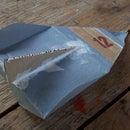 Cardboard Flying Body KFB-3 V3