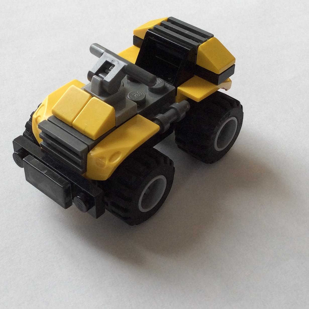 Picture of LEGO ATV