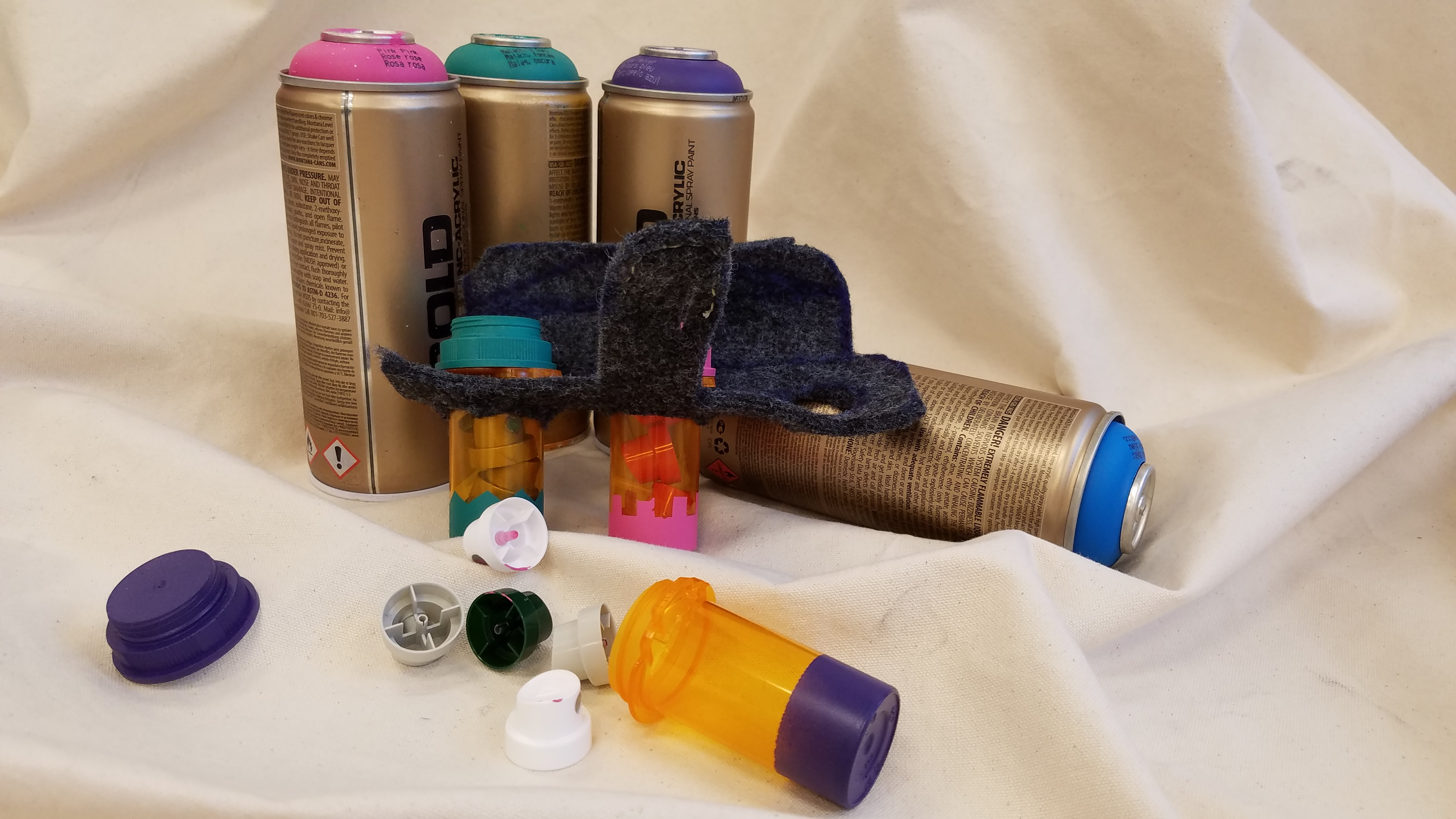 Picture of Upcycled Spray Cap Kit