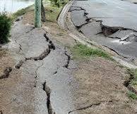 Earthquake warning device....!!!.