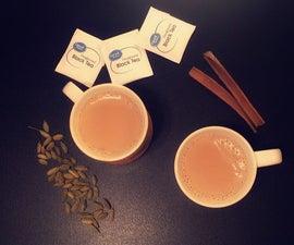 How to Make Karak Tea