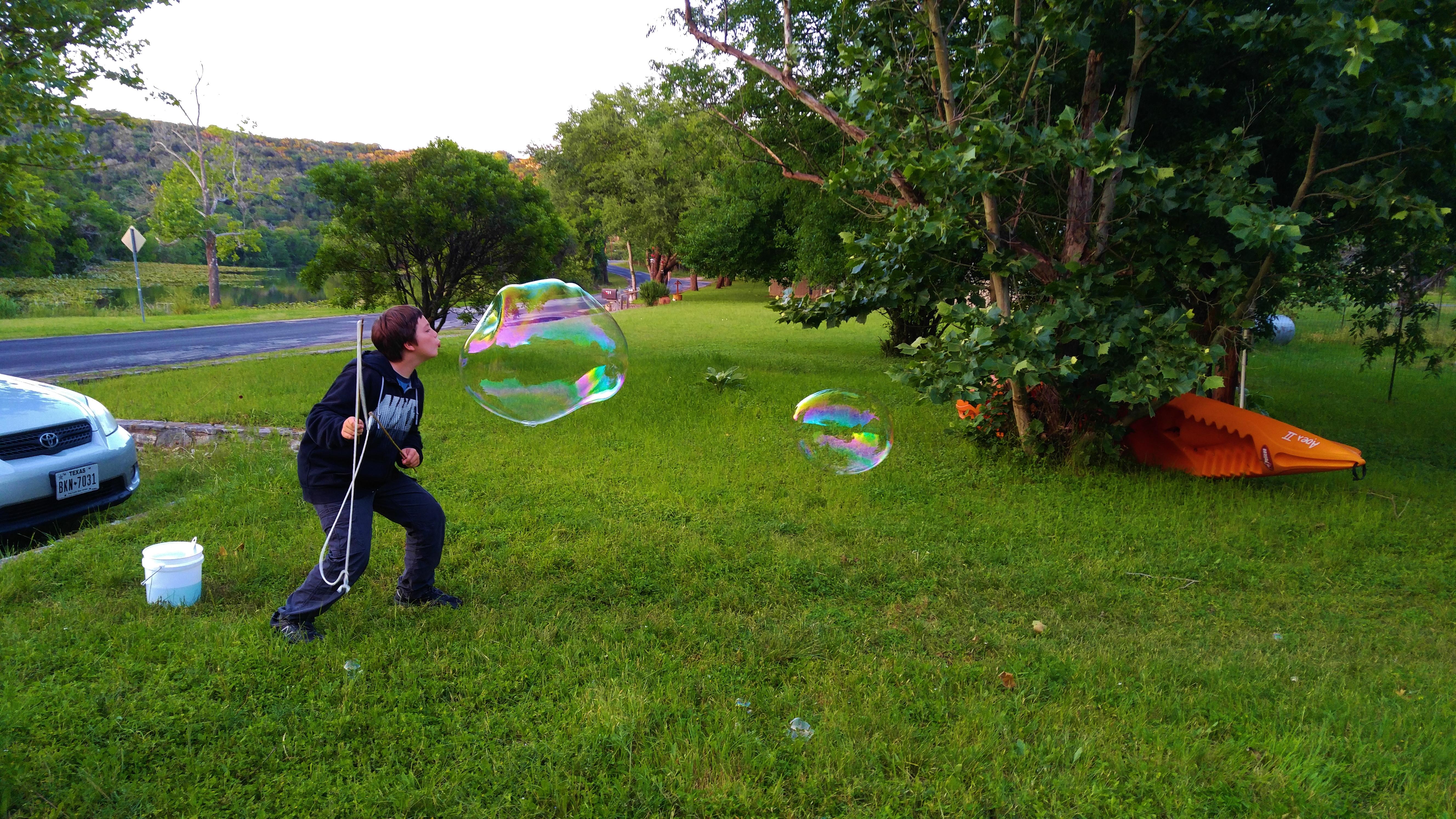 Picture of Bodacious Bubble Trick - Bubble/s in a Bubble