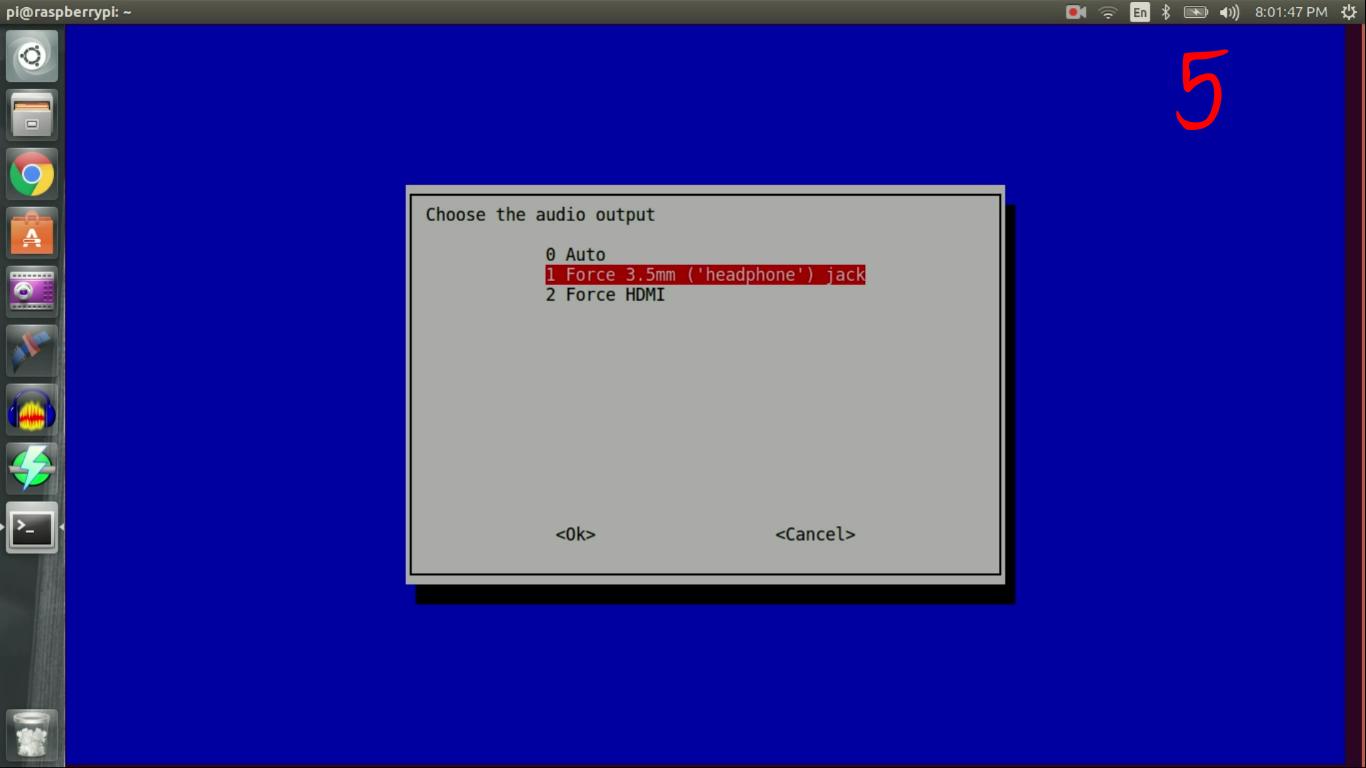 Picture of Giving Raspberry Pi Zero W Audio Capabilities (software Config)