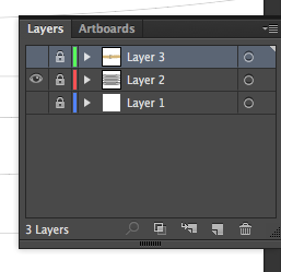 Picture of Make Sure Only Your Cutting Layer Is Visable