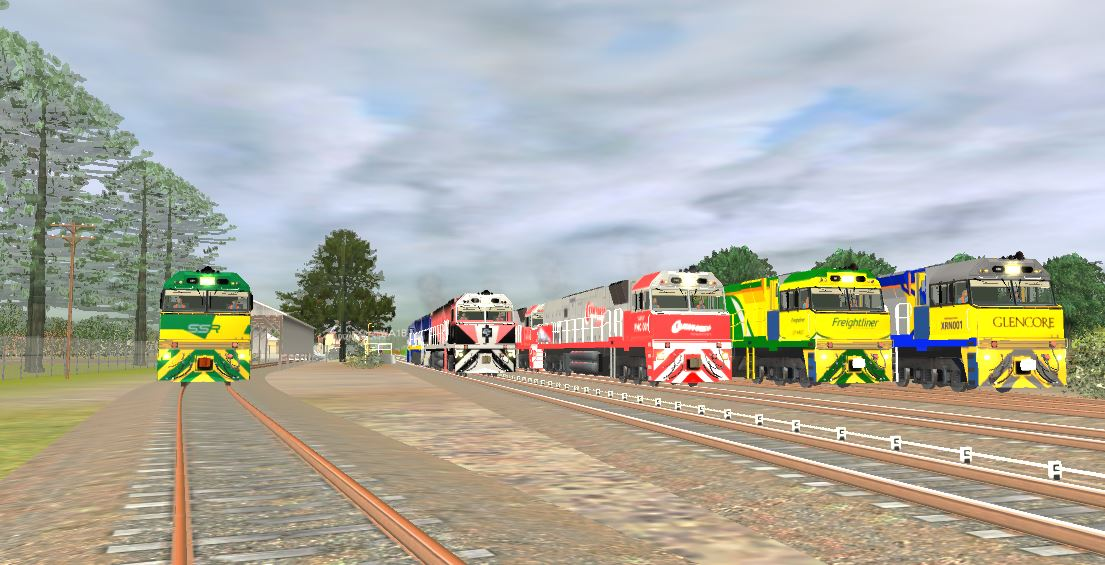Picture of Trainz - How to Re-Skin Content