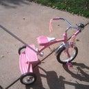 PVC Tricycle Helper