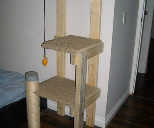 Classy Cat Tower