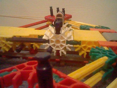 Knex Crossbow Modded.