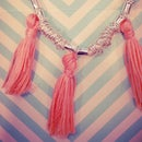 Tassel Necklace www.DelanahBanana.com
