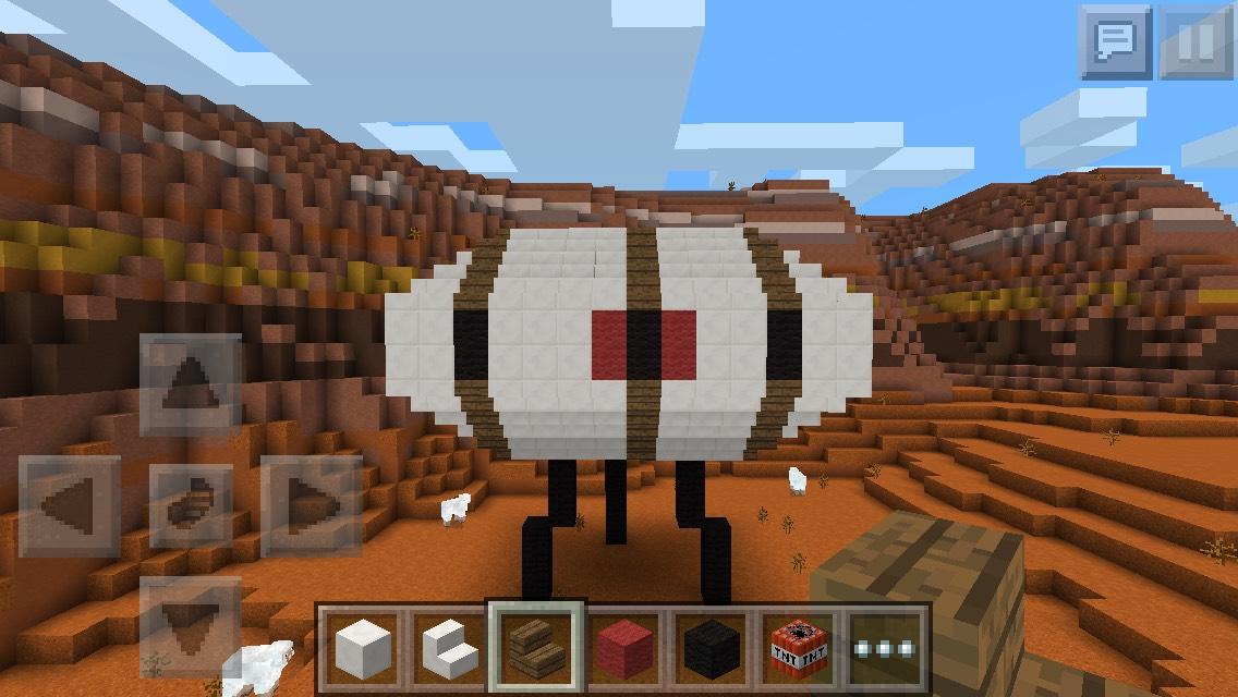 Picture of Minecraft Turret Portal