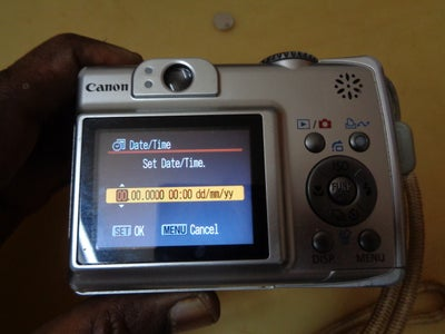 How to Solve Date and Time Problem in Digital Cameras