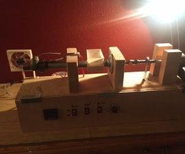 Homemade DIY 3D Printer Filament Extruder