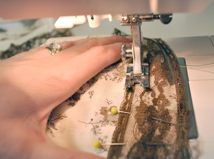 Picture of Sew the Lace