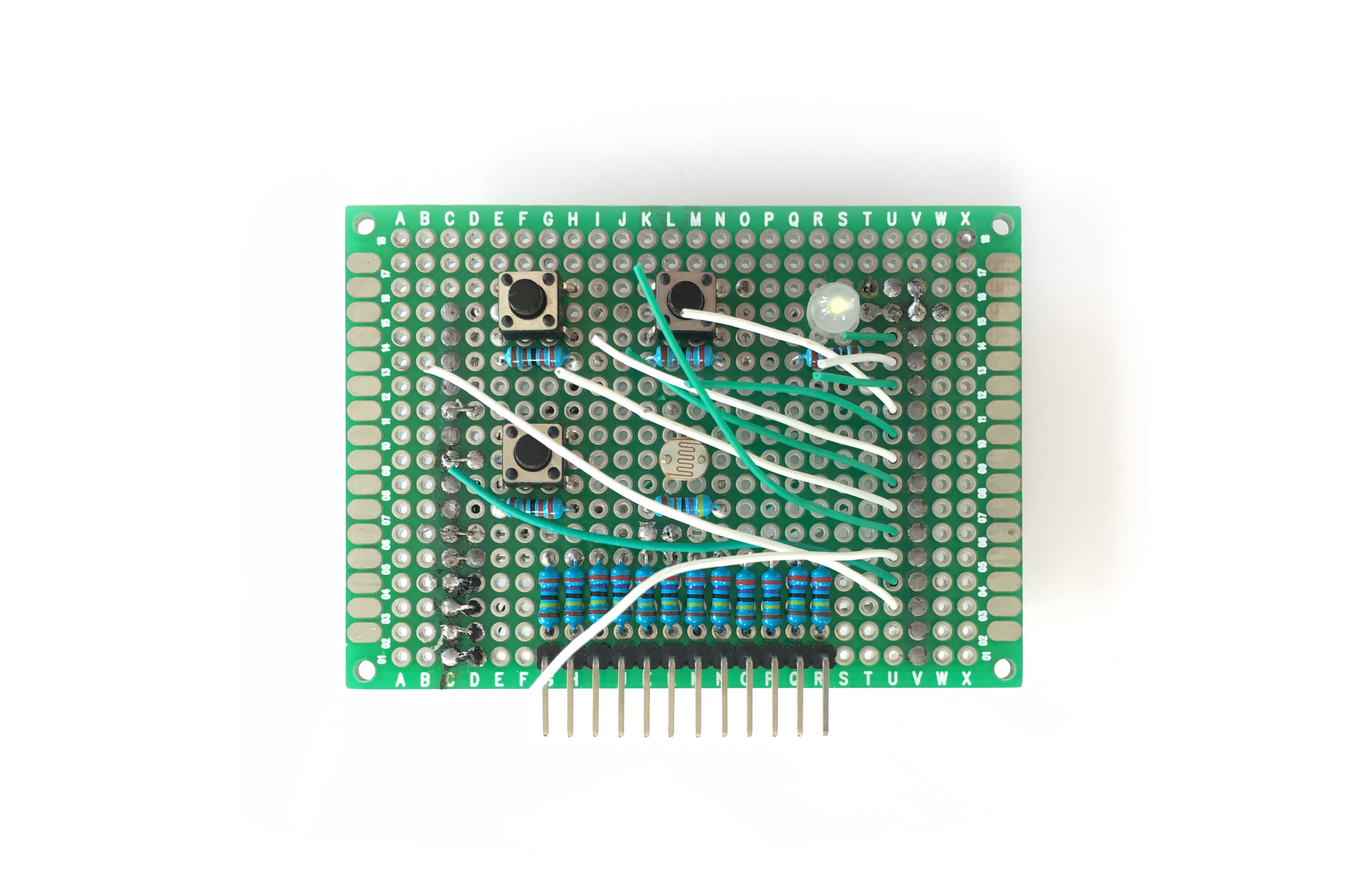 Picture of Finalising the PCB