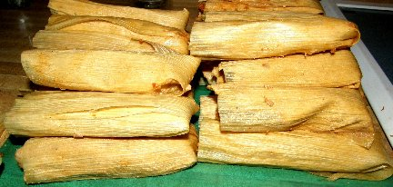Picture of Tamales ~ Holiday Tradition of the Southwest!