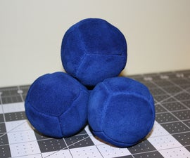 How to Make Leather Juggling Balls