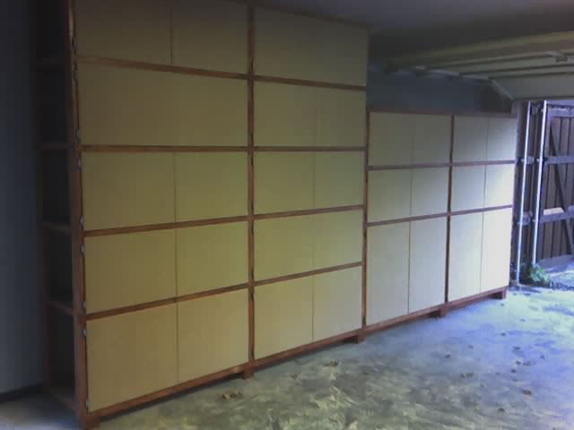 Picture of Garage Shelf Instructions