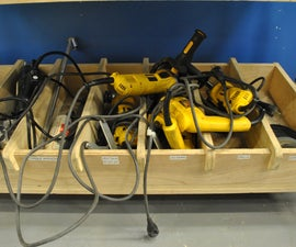 How to Neatly Wrap Power Tool Cords