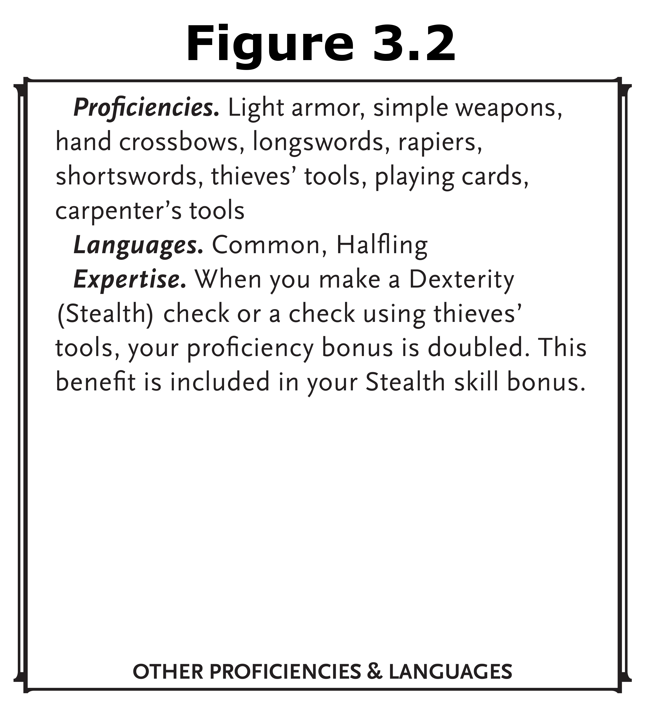 Picture of Proficiencies and Languages