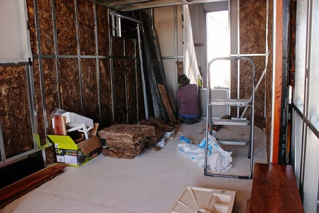 Insulating the Inside