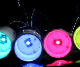 Garden Arduino Lights