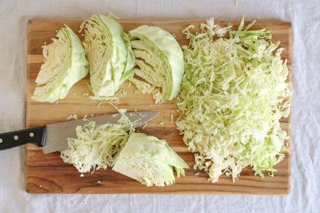 Prep the Cabbage