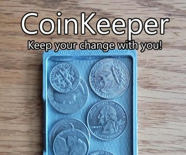 CoinKeeper | Keep Stuff in Your Wallet!