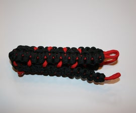 New kind of paracord pouch
