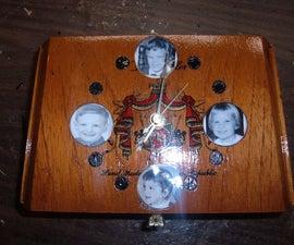 Cigar Box Memory Clock