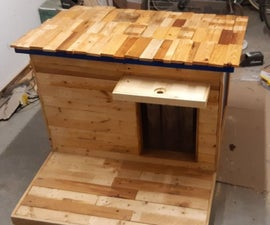 Thermally Insulated Pallet Kennel