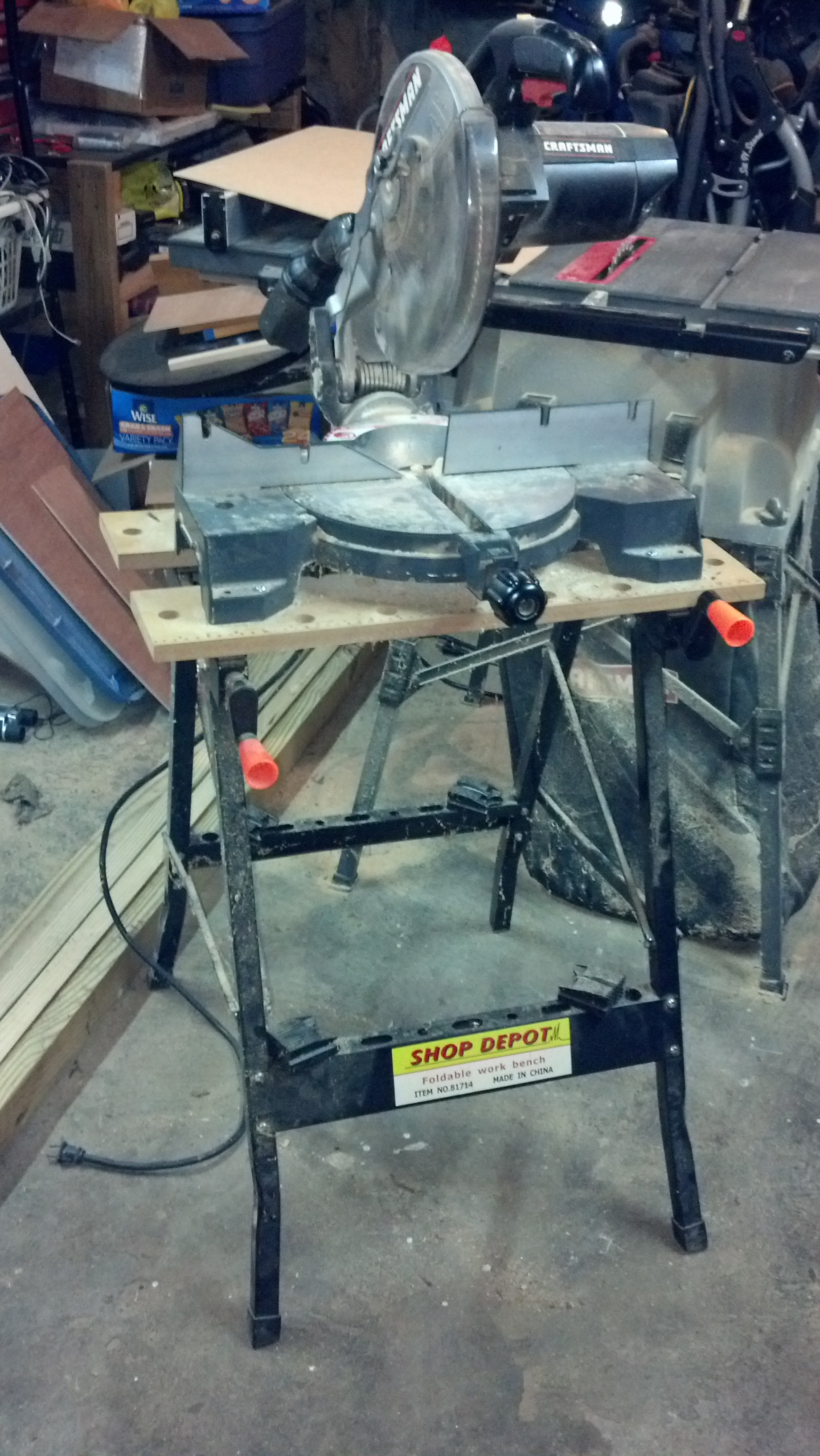 Picture of Compound Miter Saw