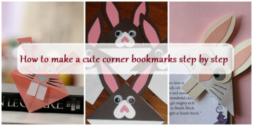 Picture of DIY Bookmarks Tutorial