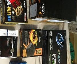 Assembling a Small Gaming Computer