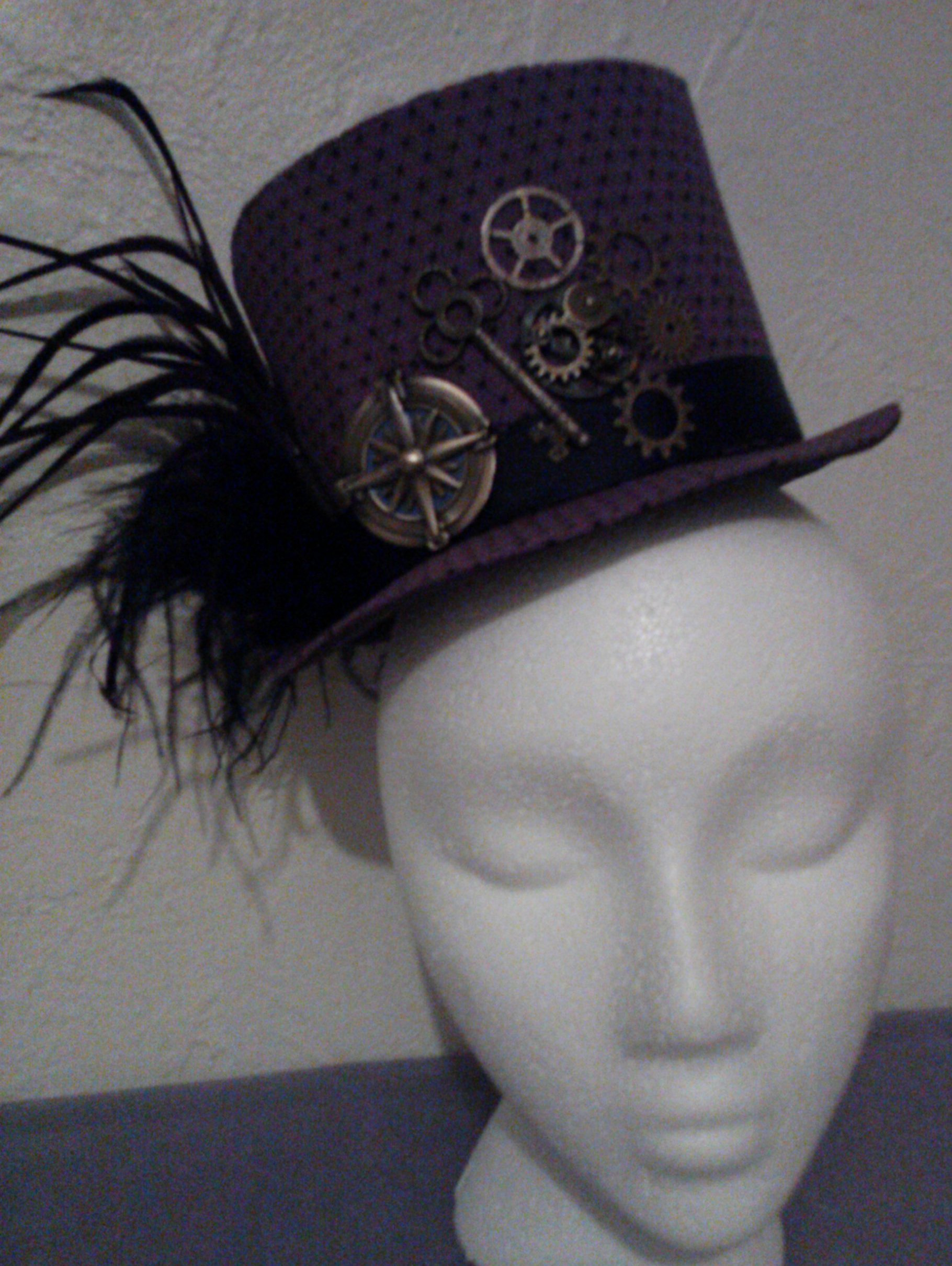 Picture of Victorian Steampunk Hat