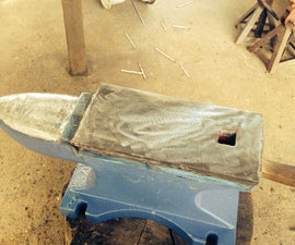 Fixing A Cheap Anvil