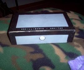 Mini TV / Oscilloscope