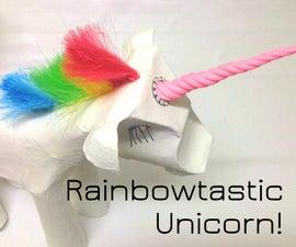 Kids Build- Rainbowtastic Unicorn Part 2!