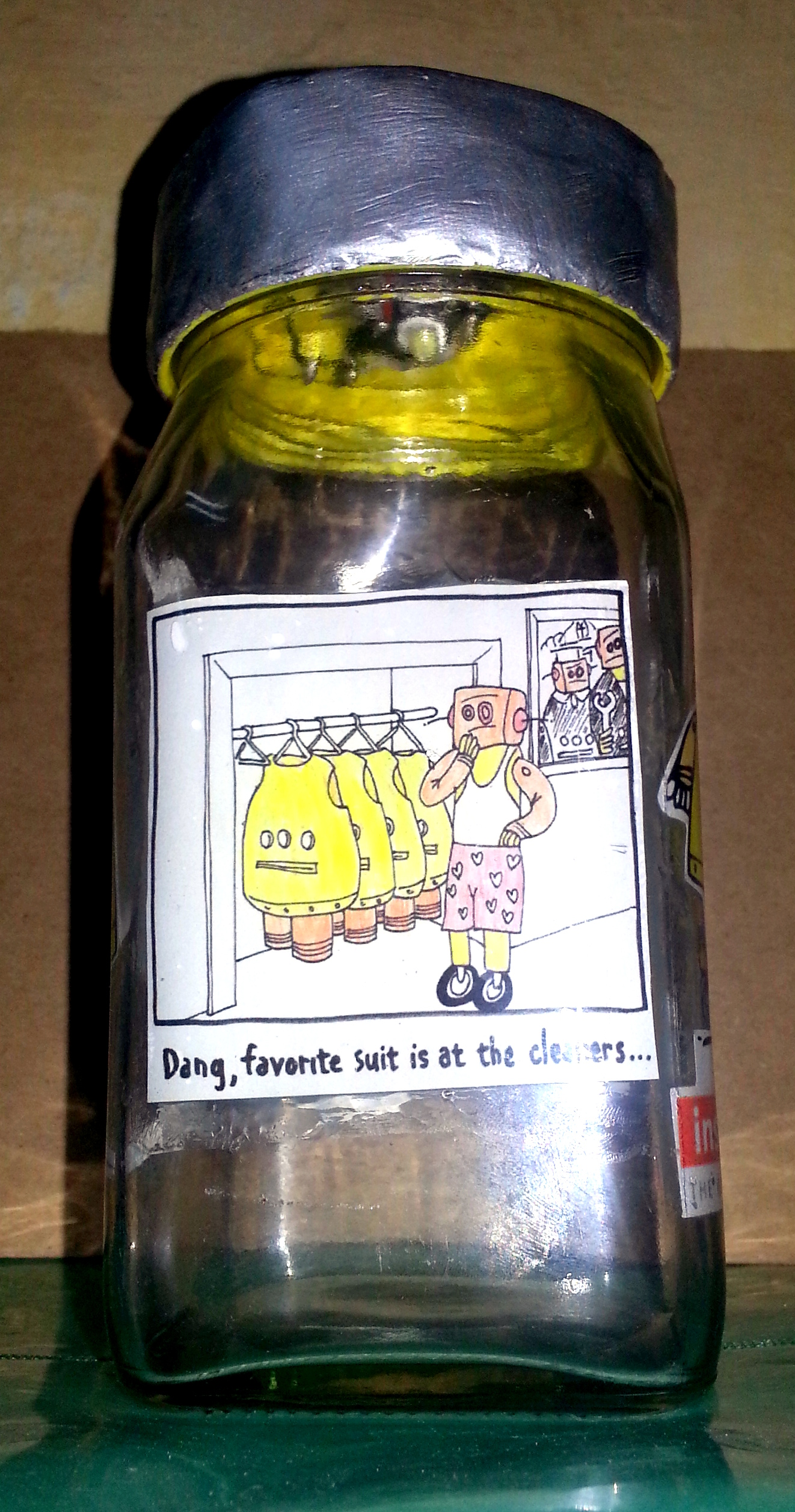 Picture of Prepare the Jar