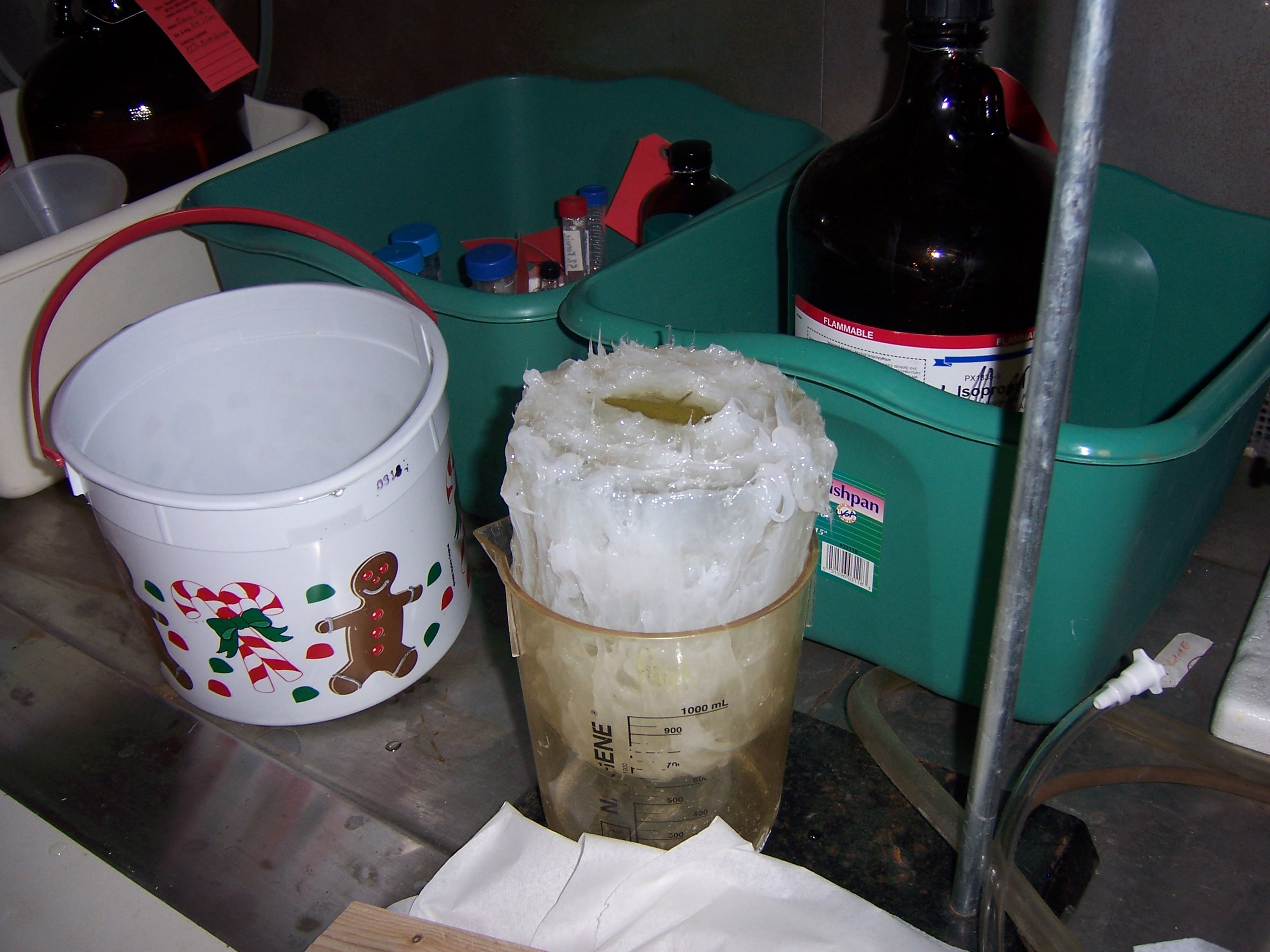 Picture of Pour the Mold