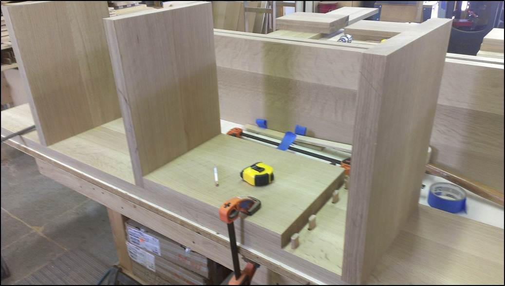 Picture of Joinery: Vertical Pieces