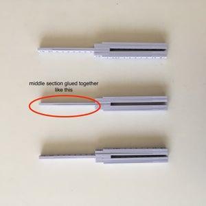Hotglue Metre Sticks