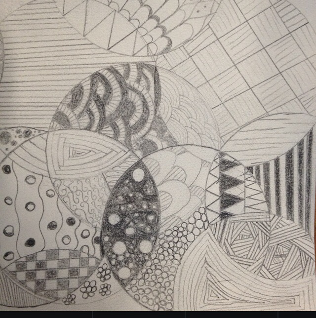 Picture of Zentangle